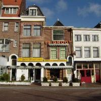 Hotel Mayflower, hotel in Leiden