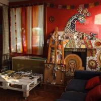 Ikar Hut Hostel, hotel em Ohrid