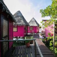 Urraca Private Island, hotel in Buena Vista