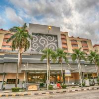 Hotel Sri Petaling, hotel v Kuala Lumpur