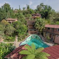 Cabañas Los Achicuales, hotel en Cuetzalan del Progreso