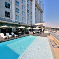 Radisson Blu Gautrain Hotel, Sandton Johannesburg, hotel in Johannesburg