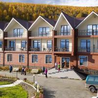 Hotel complex Baikalskiy Rai, отель в Култуке