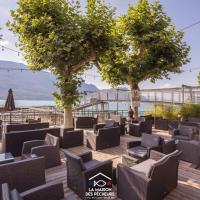 La maison des pêcheurs, hotel near Chambéry-Savoie Airport - CMF, Viviers-du-Lac