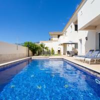 Tabaiba Luxury Villa with pool