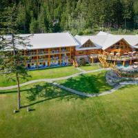 Tyax Lodge & Heliskiing, hotel em Gold Bridge