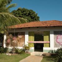 Rosa Spa e Hotel, hotel in Aparecida de Goiânia
