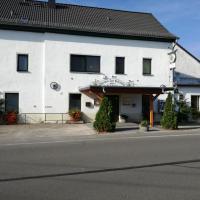 landgasthof-zur erholung, Hotel in der Nähe vom Flughafen Leipzig/Halle - LEJ, Schkeuditz