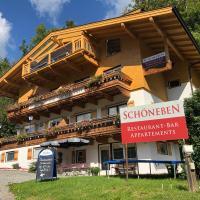 Schöneben, hotel in Wald im Pinzgau
