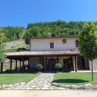 Agriturismo Rocca del Nera, hotel in Preci