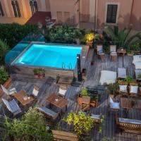 Palm Gallery Hotel, hotel a Roma, Nomentano