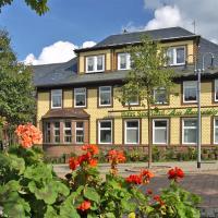 Pension Haus Saarland, hotel in Oberhof