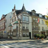 Hotel Detmolder Hof, hotel in Detmold