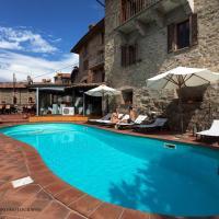 Relais La Fattoria, hotel en Castel Rigone