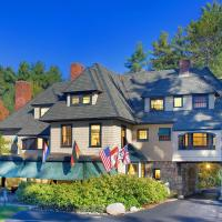 Stonehurst Manor Including Breakfast and Dinner, hotel in North Conway