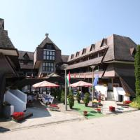 Viking Hotel, hotel in Gárdony