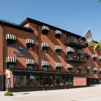 Best Western Hotell Hudik, отель в городе Худиксвалль