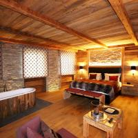 Amber Ski-in/out Hotel & Spa, hotel in Saas-Fee