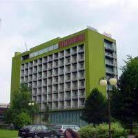 Hotel Gerlach, hotel v Poprade