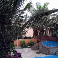 Pousada Miramar, hotel in Marataizes