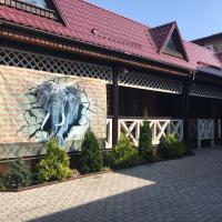 Hotel-Restaurant Complex Relax, отель в Житомире