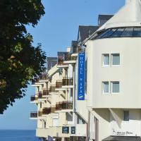 Best Western Les Bains Hotel et SPA, hotel in Perros-Guirec