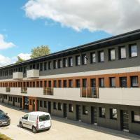 Apartments A7, hotell sihtkohas Hamburg