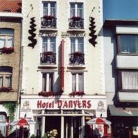Hotel Anvers, hôtel à La Panne