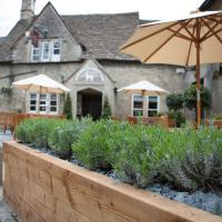 The White Hart, hotel in Castle Combe