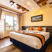 Norbulinka Boutique Hotel, отель в Катманду