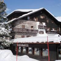 TH San Pellegrino - Monzoni Hotel, hotel in Passo San Pellegrino
