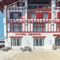 Hotel Berria, hôtel à Hasparren
