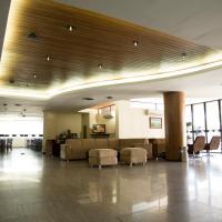 Monza Palace Hotel, hotel em Natal