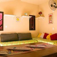 Trindade Hospeda - Casa 2 - 20 Passos da Areia