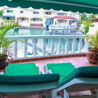 Villa Nazareth, hotel em Jolly Harbour