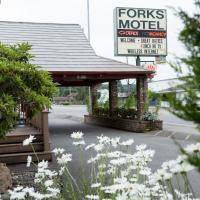 Forks Motel, hotel in Forks