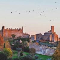 Tuscania Terme Suites Apartments, отель в городе Тускания