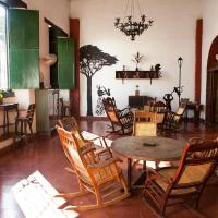 Café Mompox - Colonial House