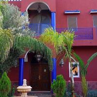 Villa mille et une nuits, hôtel à Marrakech