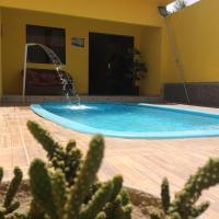 Casa com piscina no centro de Maragogi à 250 mar!