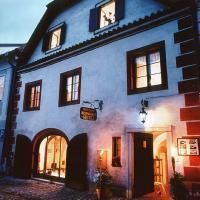 Villa Conti, hotel in Český Krumlov