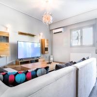 Luxurious 2bedroom flat near Athens center