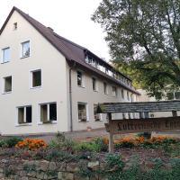Berghotel, hotel in Bad Oeynhausen