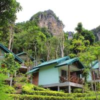 Chill Out Bar and Bungalows, Hotel in Tonsai Beach