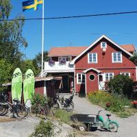 STF Möja Vandrarhem, hotell i Möja