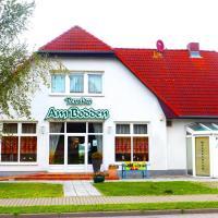 Pension Am Bodden, Hotel in Ribnitz-Damgarten