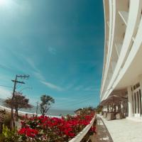 Hotel Marambaia Cabeçudas - frente mar, hotel in Itajaí