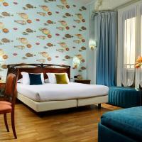Hotel Continental Genova, отель в Генуе