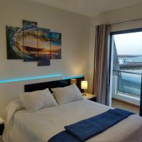Ocean Front Apartment (WiFi)