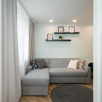 Nordic design apartment